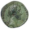 Antoninus Pius AE Sestertius