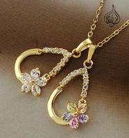 Beautiful Flower Pendant