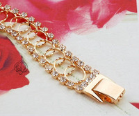 gorgeous gold plated bracelet