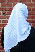 satin scarf hijab