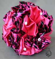 Large Flower Hair Clip