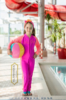 girl surf swimsuit, modest swimwear
