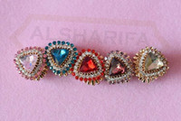 Triangle Shaped Pinless Magnetic Hijab Pins