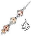 CZ Hijab Pin [APN-016]