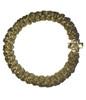 33 Knot Mt. Athos Prayer Rope (Gold Metallic)