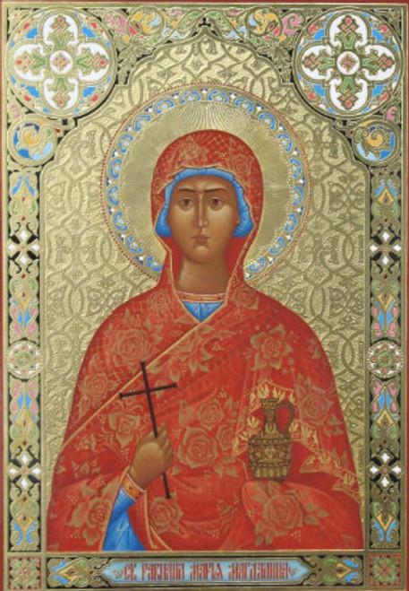 St. Mary Magdalene Icon