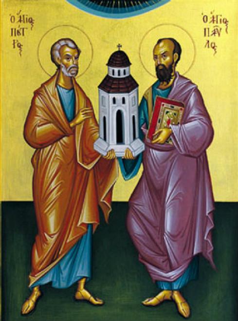 Saints Peter & Paul Icon
