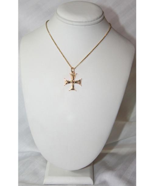 14KYG Nicene Cross