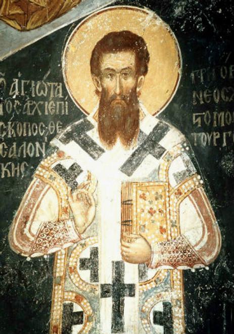 St. Gregory Palamas Icon- Icon II
