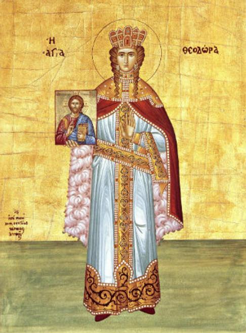 St. Theodora Icon- Icon V