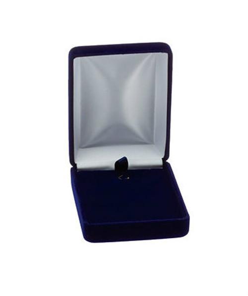 Plush Velvet Jewelry Box