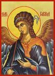 Archangel Gabriel Icon- Icon III