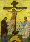Crucifixion Icon- Icon III