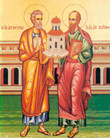 Saints Peter & Paul Icon- Icon II
