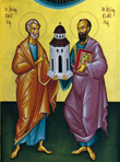 Saints Peter & Paul Icon