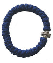 33 Knot Prayer Rope (Royal Blue)