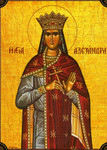 St. Alexandra of Rome Icon- Icon II