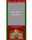 Photo Greeting Card:  Nativity Style 500: set of 20