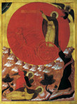 Prophet Elijah Icon- Icon III