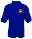 Serbian Soccer Polo Shirt:  Men&#039;s L