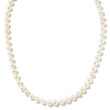 14KYG Children's Simulated Pearl Necklace- 13""