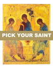 Pick-Your-Saint Icon Magnet