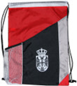 Serbian Grb Drawstring Backpack- ON SALE!