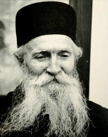 Elder Thaddeus (Otac Tadej) Icon Magnet - OrthodoxGifts.com