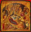 Nativity of Christ Icon- Icon VI