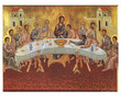 "Mystical Supper Icon: 24 x 30"" Canvas Icon"
