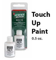 Nick Fix Touch-up for Acrylic, Gelcoat, Porcelain, Enamel and Steel