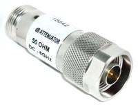 8 dB - Type N Fixed Coaxial Attenuator