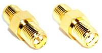 RP-SMA-Female to SMA-Female Coaxial Adapter Connector