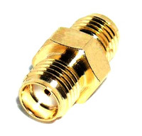 CRF-0803 - SMA Double Female Coaxial Adapter Connector