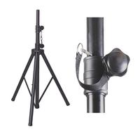 6-Foot Telescoping Aluminum Tripod Stand Black | ARS-TS100K