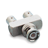 BNC Female-Male-Female 'Y' Coaxial Adapter (BNC-7366)