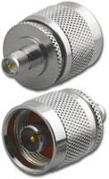 RP-SMA-Female to N-Male Coaxial Adapter (RFA-8862)