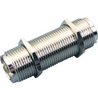 2-Inch - UHF-Female SO-239 Bulkhead Coaxial Connector