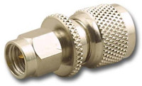 OPEK AT-7821 - SMA-Male to Mini-UHF-Male Coaxial Adapter Connector