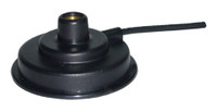 "OPEK AM-1035 - 3/8"" x 24T Magnetic Antenna Mount Black Cover PL-259"
