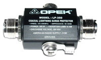 OPEK LP-350A - Arc-Gas Lightning Transient Voltage Surge Protector