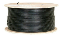500 Foot - RG-8X (Mini-8) 50-Ohm Coaxial Cable | Only 38¢ Foot