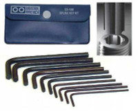 SS-408 - Bristol Spline Wrench - 10-Piece Set