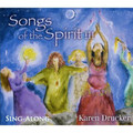 Songs of the Spirit 3 (Karaoke CD)