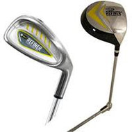 Golf training devices