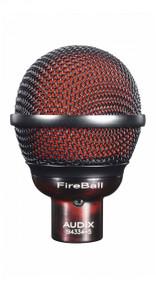 Audix FireBall Harmonica Dynamic Microphone
