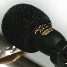 ADX10FLP Audix Condenser Miniaturized condenser flute mic for flute and wired or wireless applications.