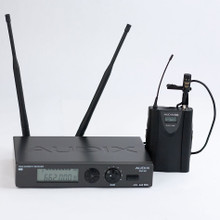 W3ADX20i Wireless Instrument System with Bodypack Transmitter and ADX20i Saxophone Microphone