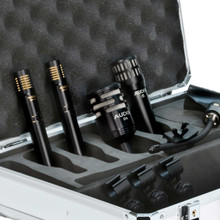 Audix DP-QUAD 4-Piece Drum Mic Pack