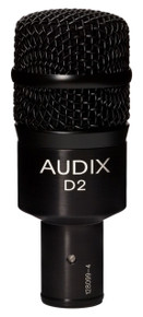 D2 Audix Microphone DEMO
